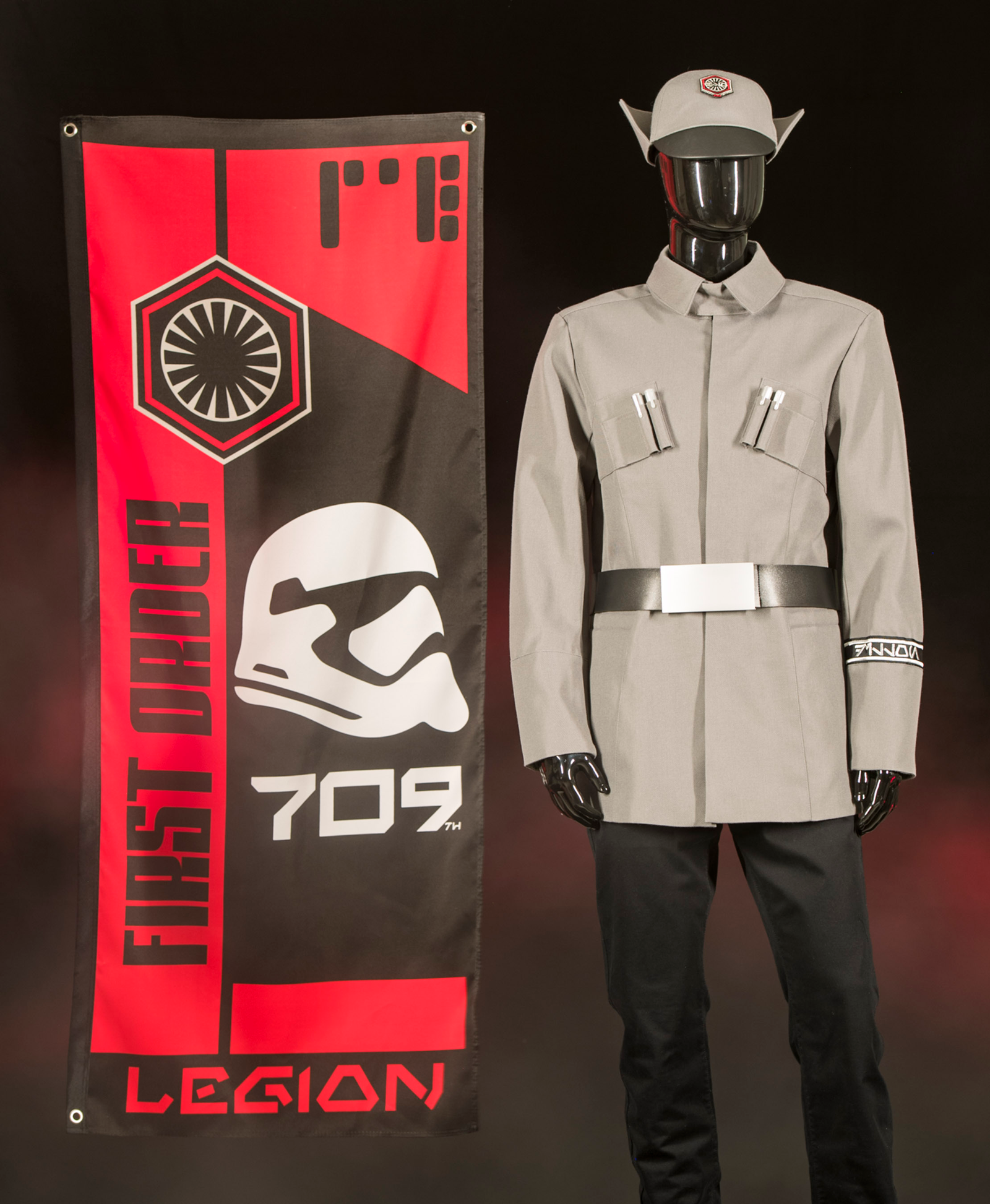 An example of First Order merchandise.