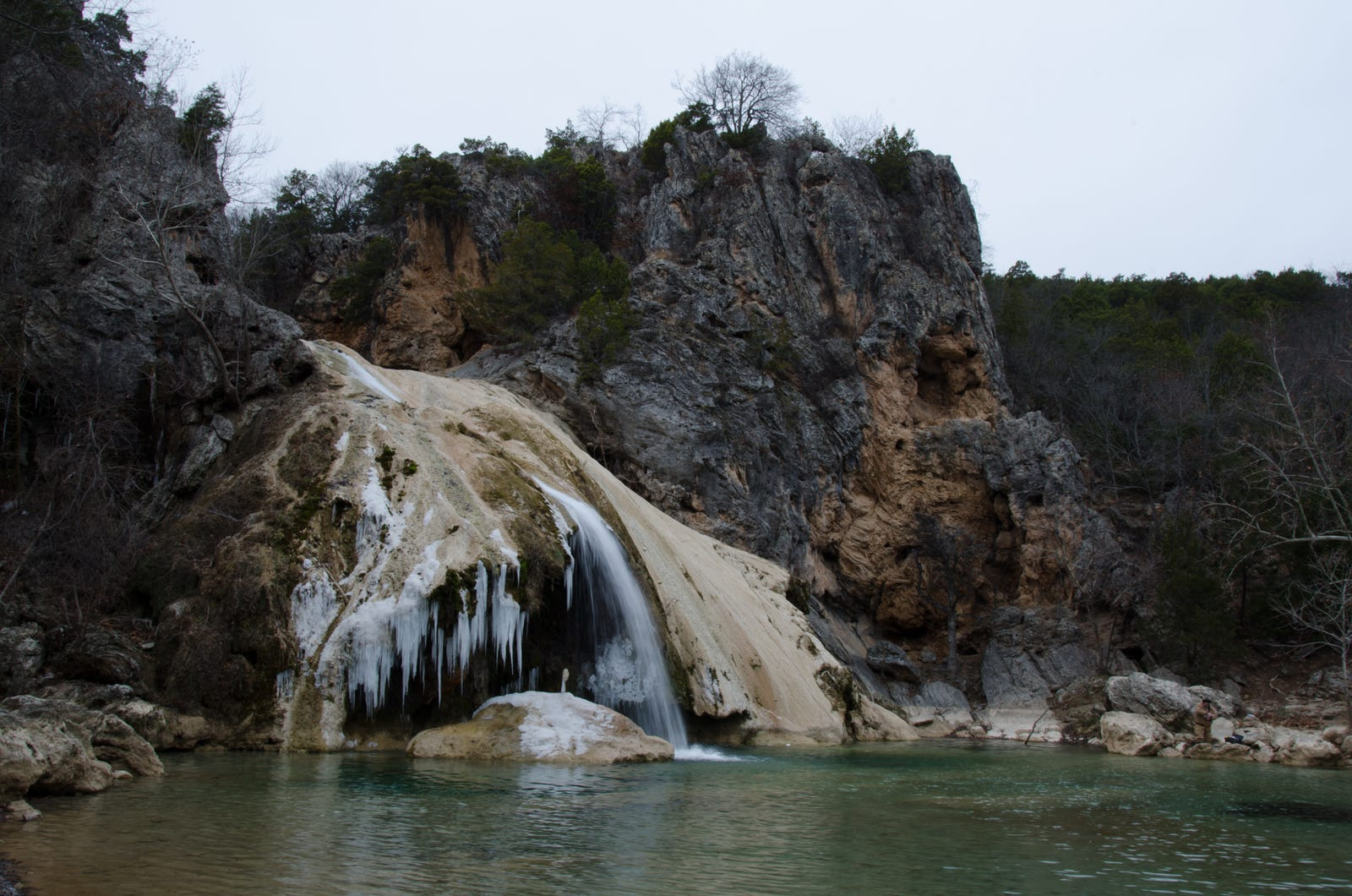 Turner Falls (Photo by Taylor)