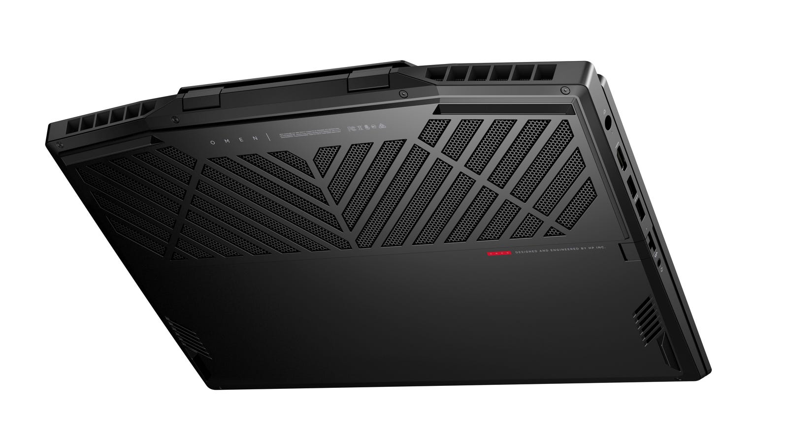 Illustration for article titled HPs Omen X 2S Gaming Laptop Has a Second Display Built Right in
