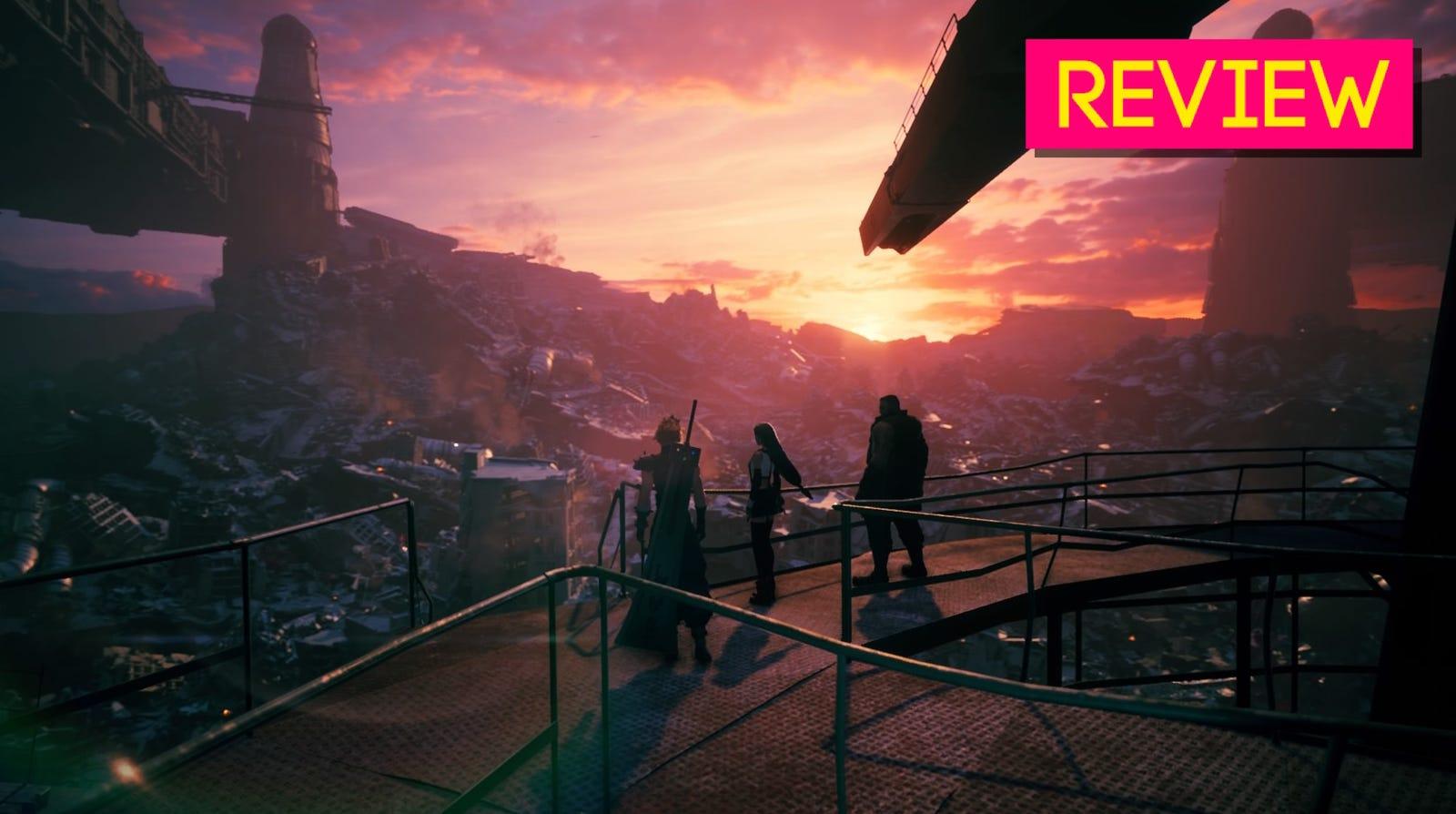 Final Fantasy VII Remake: The Kotaku Review