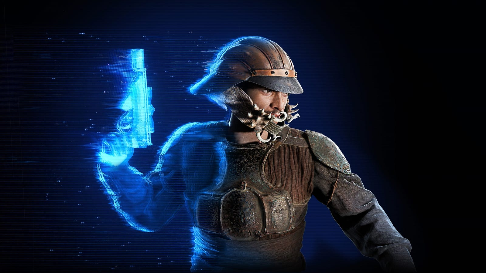 Lando's new appearance