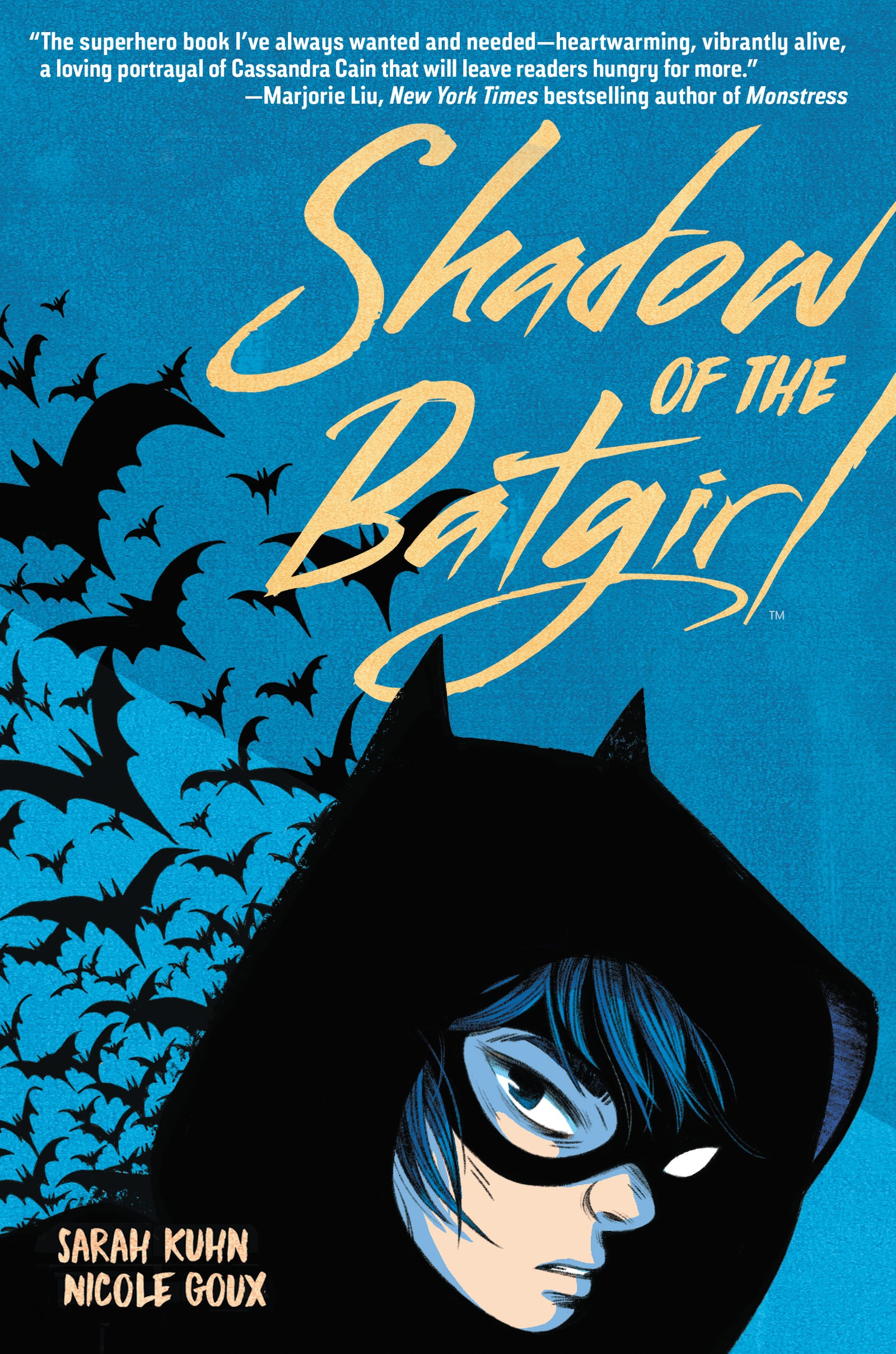 Illustration for article titled iShadow Of The Batgirl/i gives Cassandra Cain the backstory and starring role she deserves