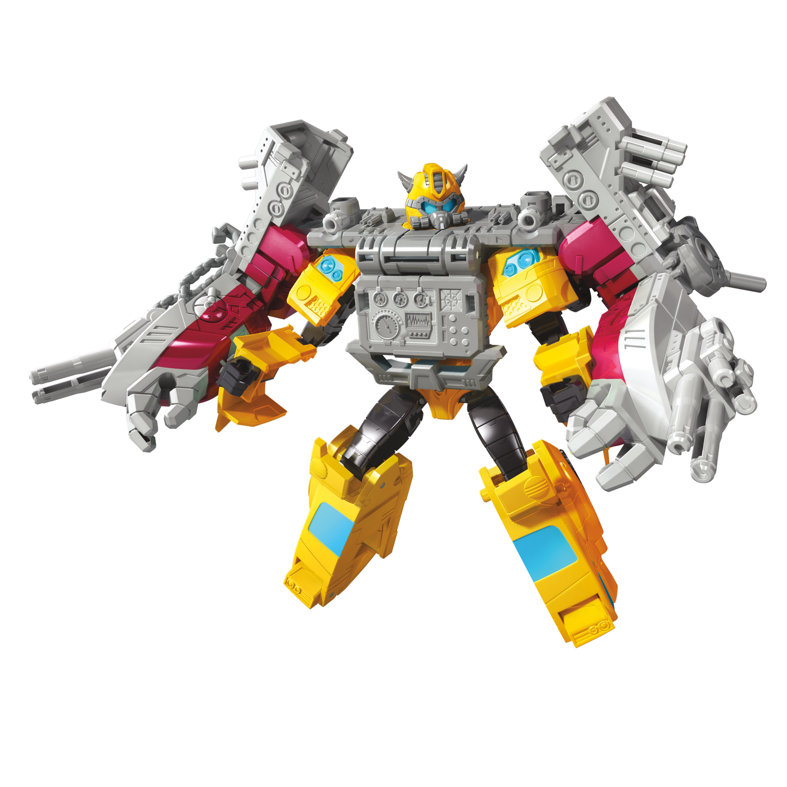 Transformers: Cyberverse Spark Armor Elite Class Bumblebee(Ages 6 and Up/ Approx. Retail Price: $24.99/ Available: 8/1/2019)