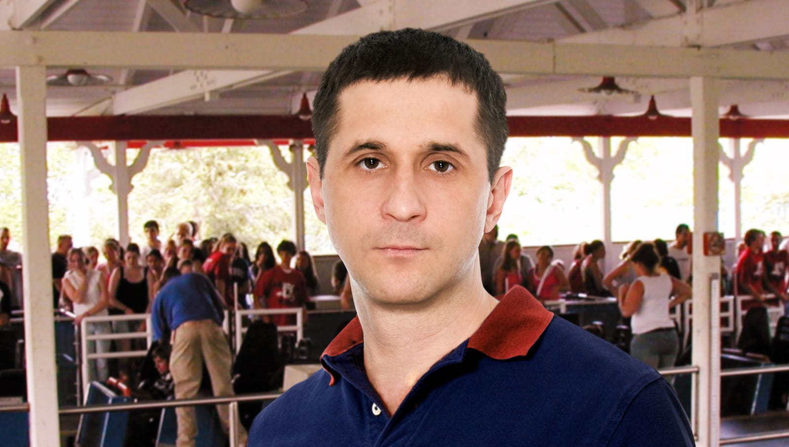 Six Flags Employee Sick Of Talking Visitors Down From Bad Acid Trips