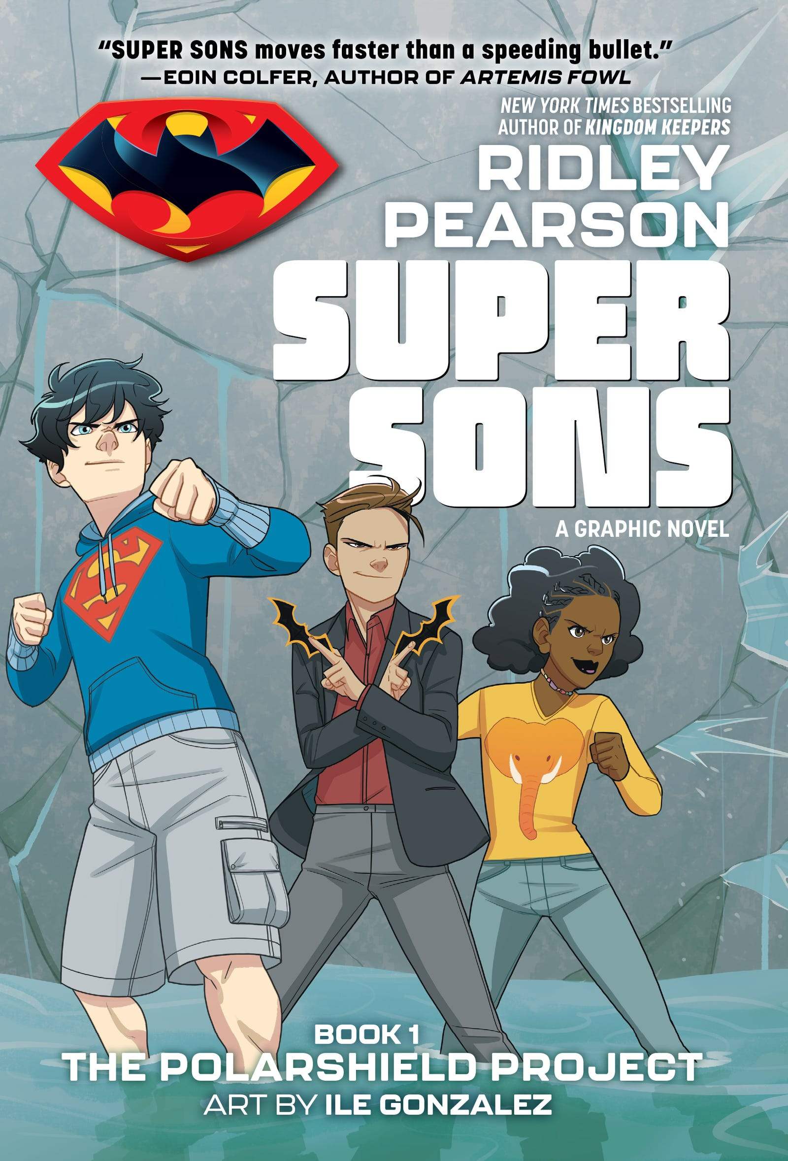 Illustration for article titled Do DC's graphic novels for young readers get a passing grade?
