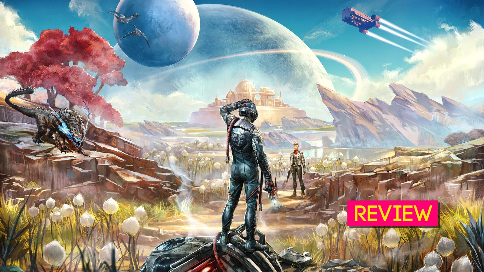 The Outer Worlds Will Rattle Your Idea Of A Perfect Planet