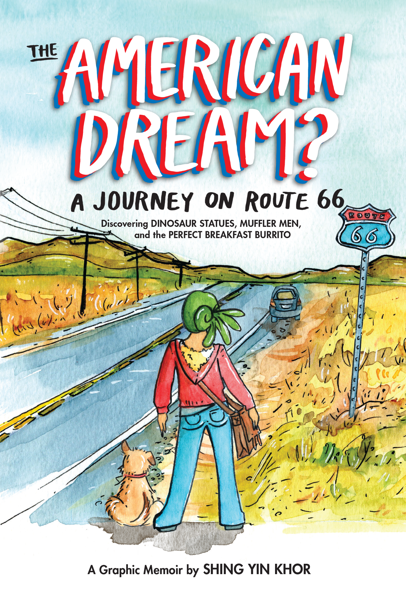 Illustration for article titled Shing Yin Khor finds the best of what road-trip memoirs have to offer