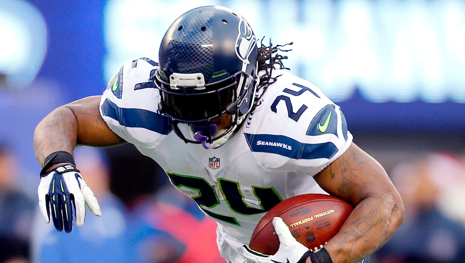 Panicking Marshawn Lynch Unable To Deactivate Beast Mode