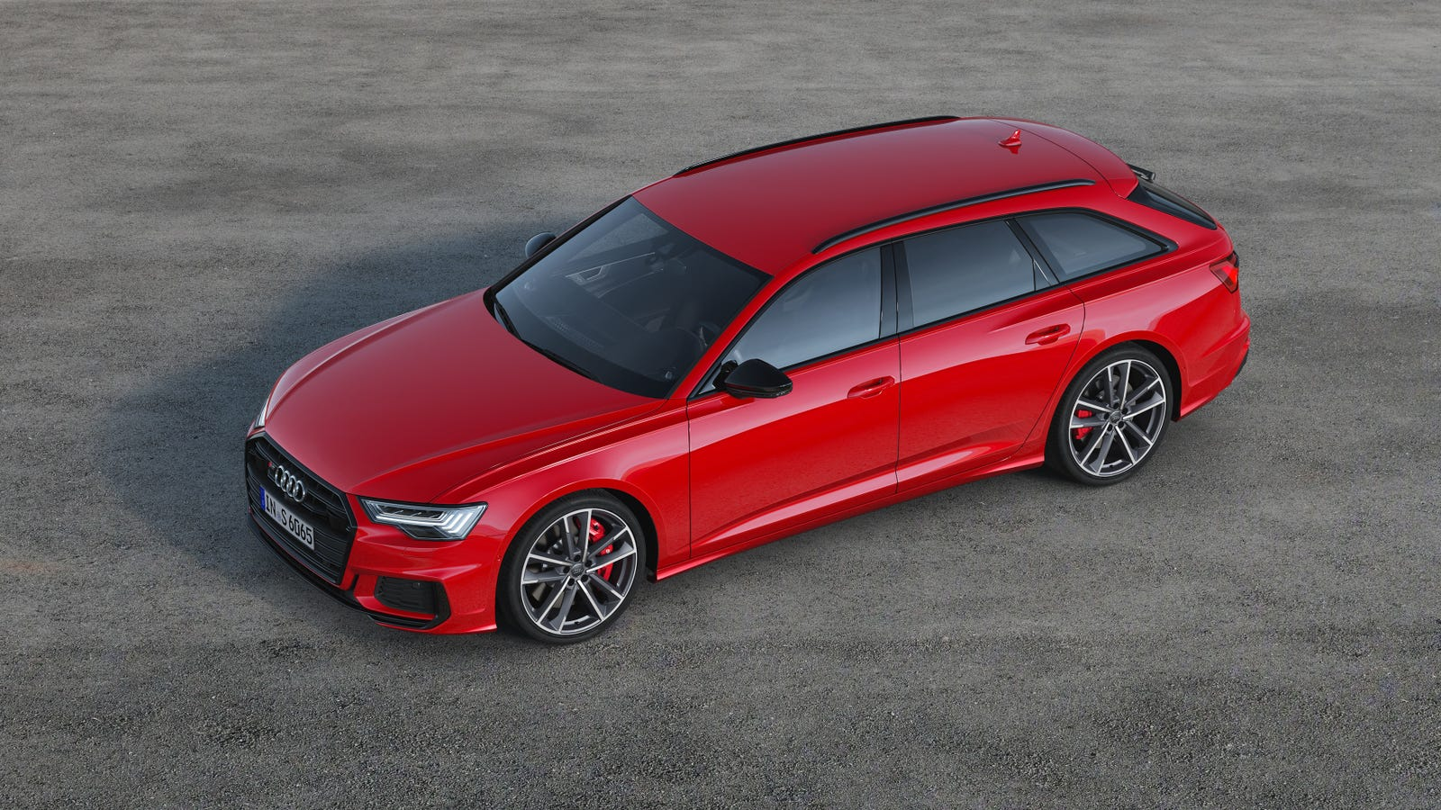 Illustration for article titled 2019 Audi S6 Avant Diesel: Bow Before Your New Wagon-God With 516 LB-FT of Torque