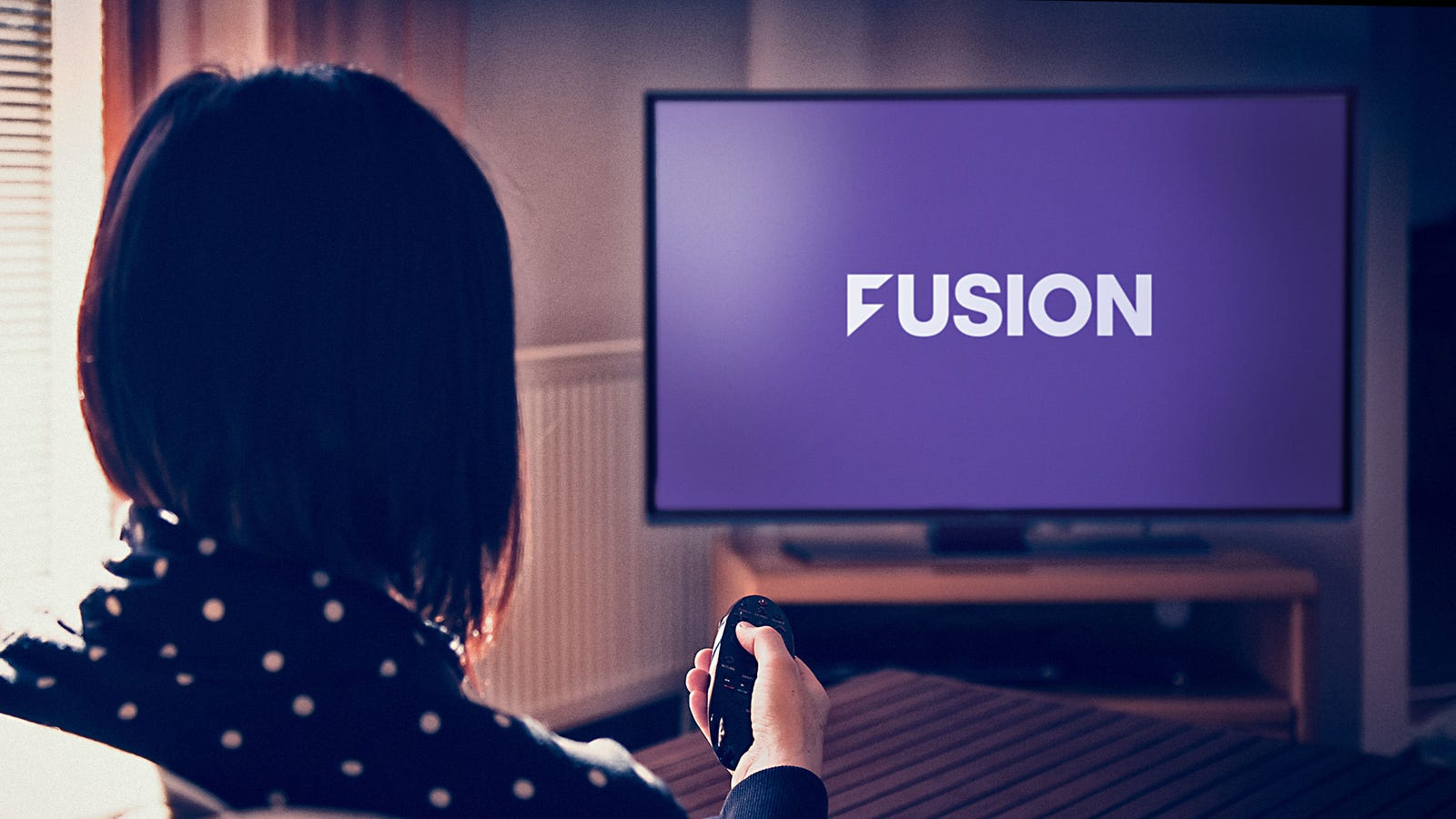Illustration for article titled FUSION Unveils New On-Air Look, Logoem/em