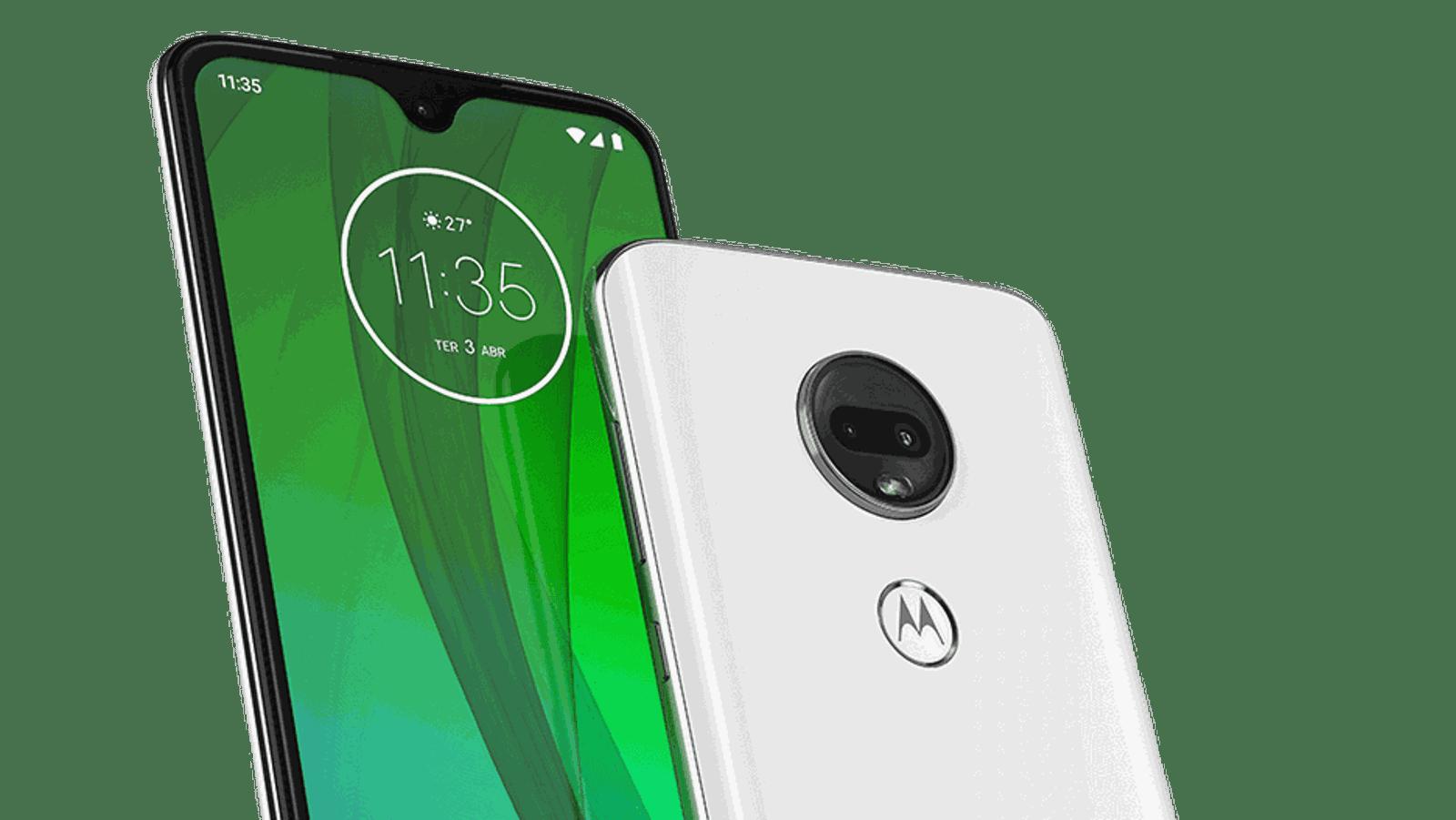Illustration for article titled Motorola filtra por error todos los nuevos Moto G7 y sus características