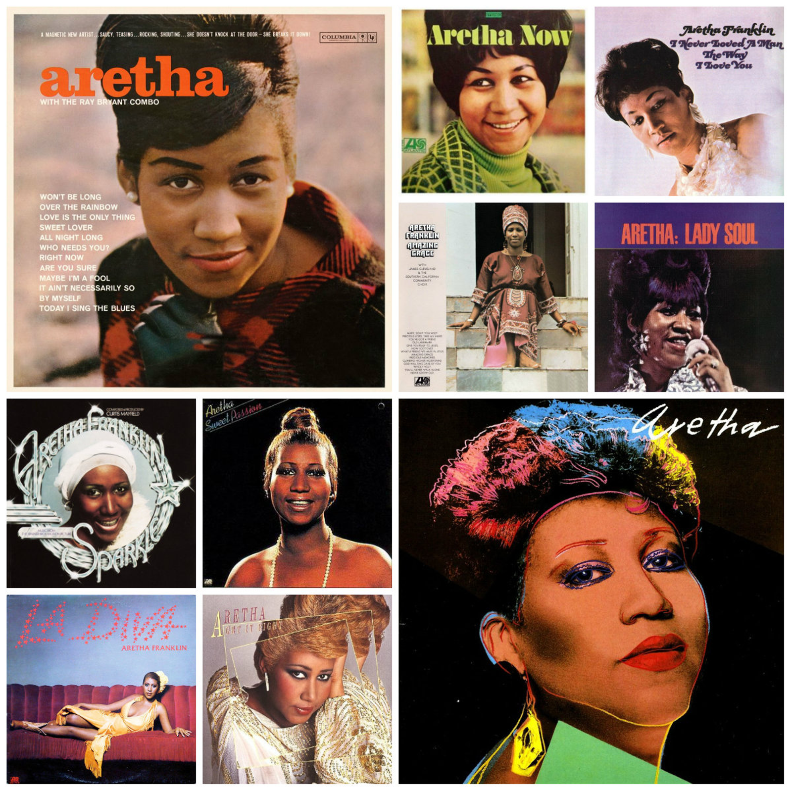 Illustration for article titled Queen of Soul and Body-Positive Icon: A Look Back at Arethas Franklins Memorable Style