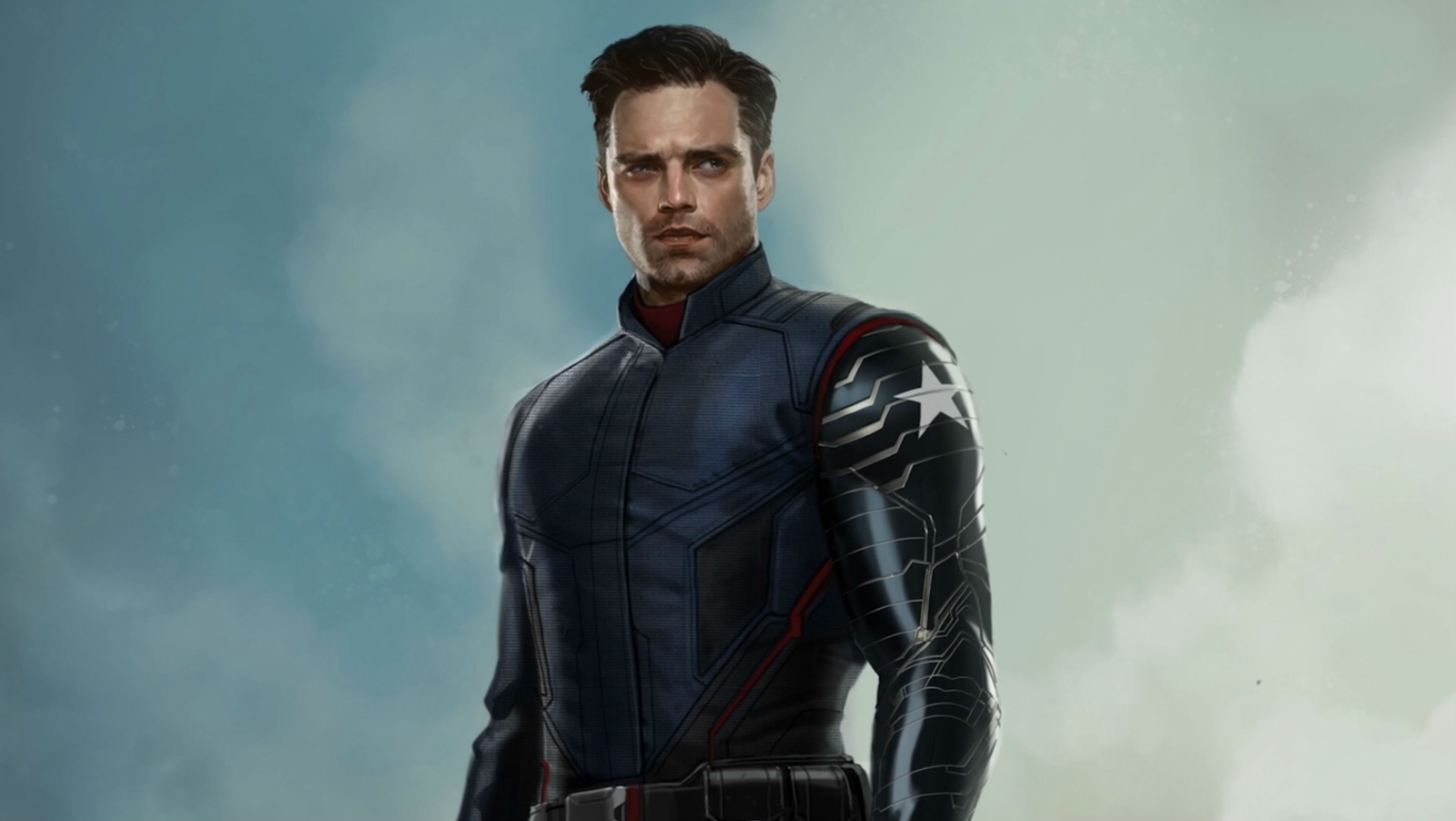 New suit for Winter Soldier