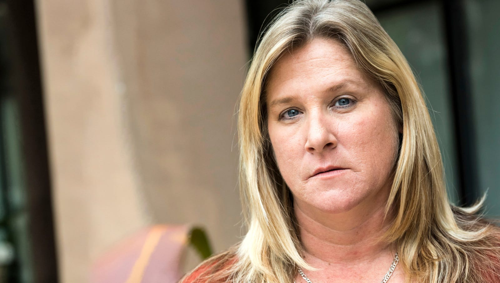 Middle-Aged Woman So Tired Of Going Back And Forth Between Divorced Parents' Nursing Homes