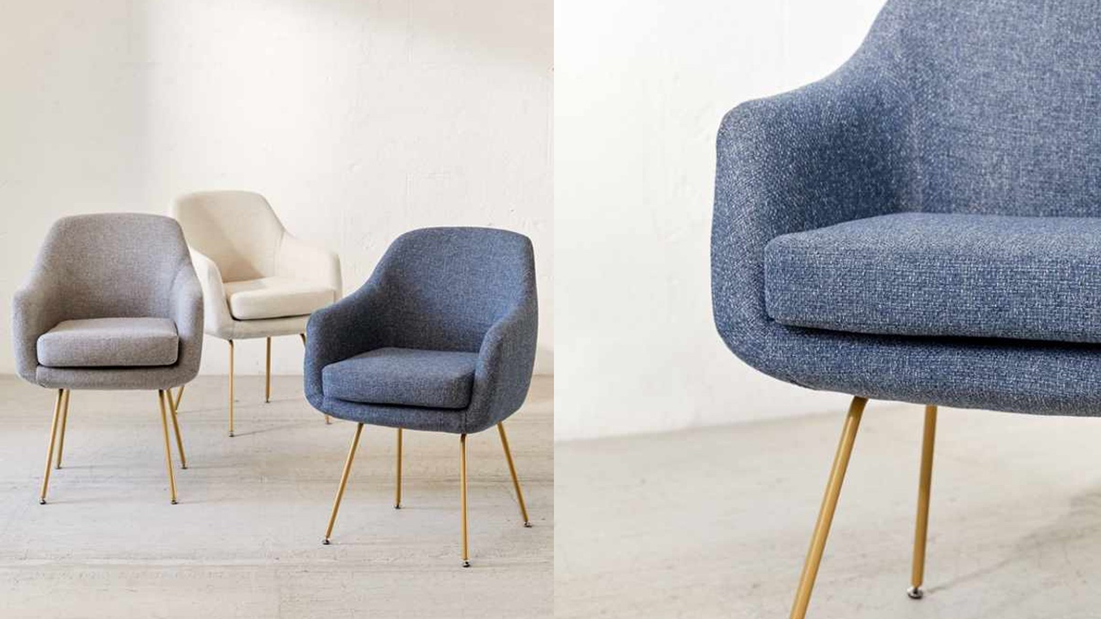 Urban Outfitters Kennedy arm chair, $199
