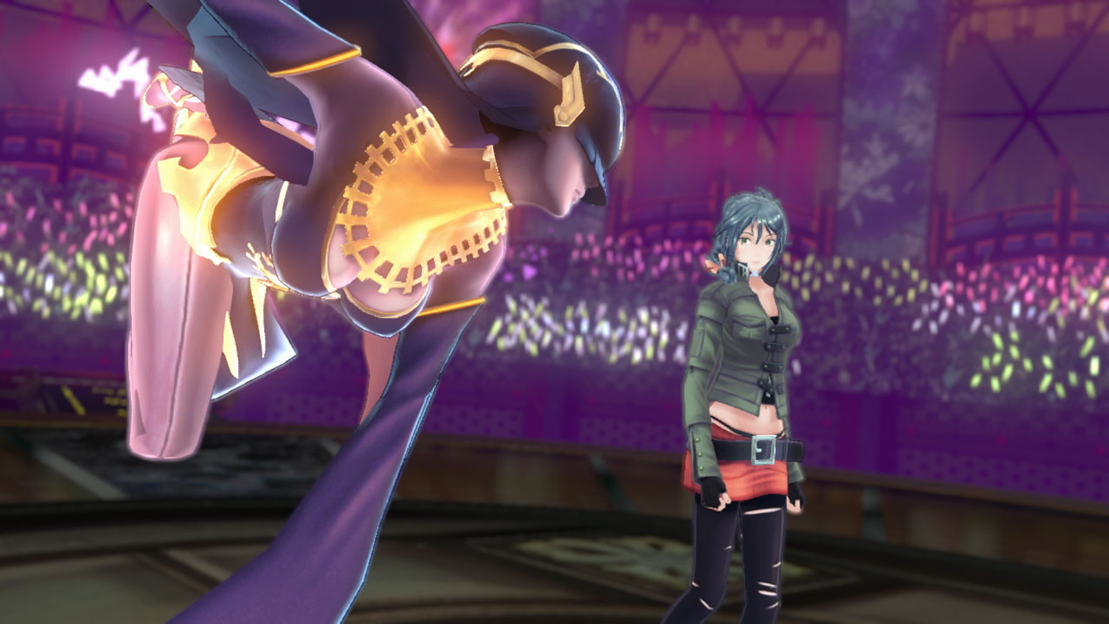 Tokyo Mirage Sessions #FE We'll begin with the game I think is most likely to get ported. A dark horse candidate? Hardly. In a bizarro world where Fire Emblem is a hit series and Persona 5 rocked the sales charts on PlayStation 4, a crossover of the two series would make tons of sense on Switch. Yes, Nintendo would have to shift all the second-screen stuff to a sub-menu, but it'd be worth it.
