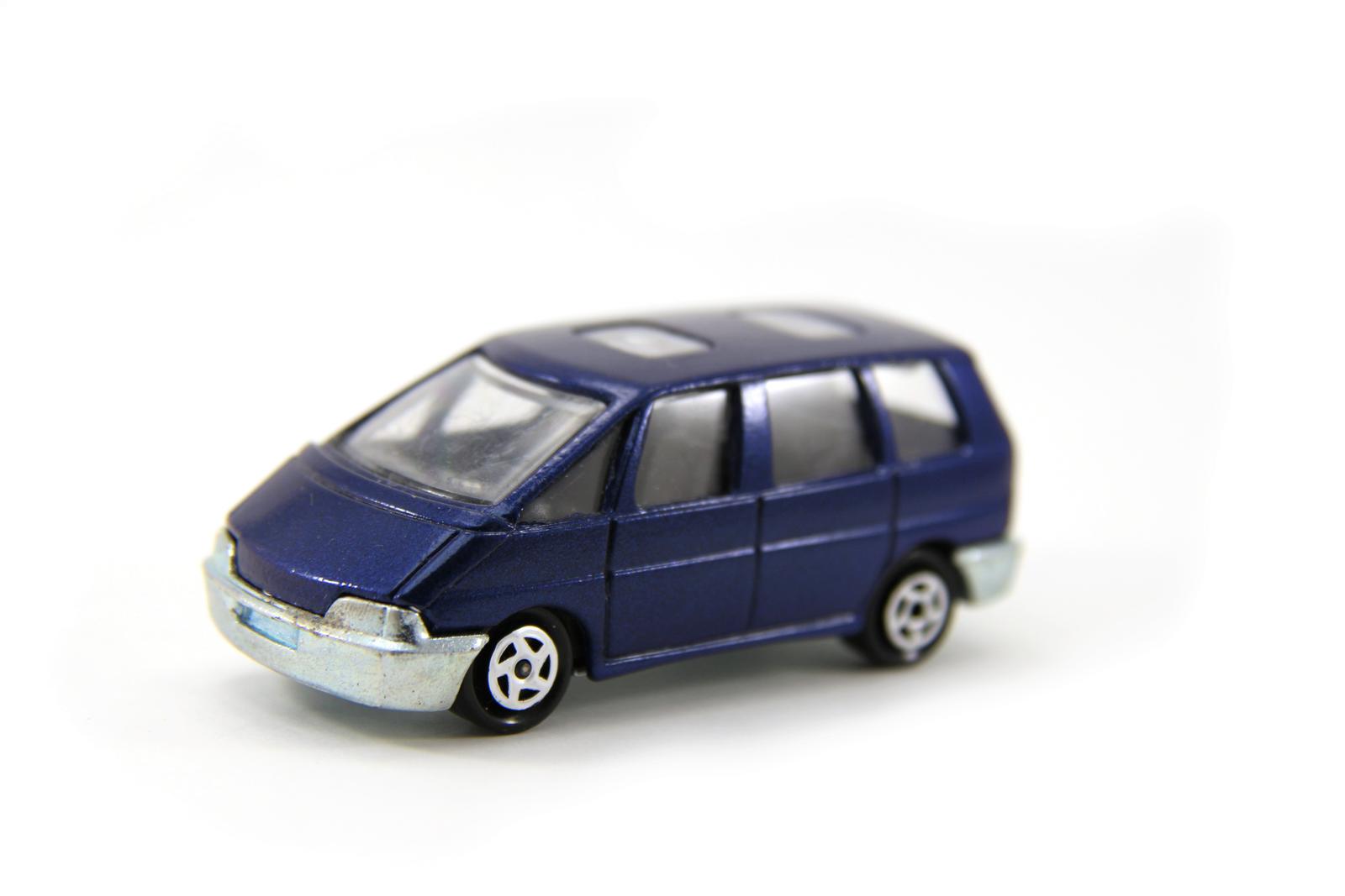 Majorette Renault Espace II (formerly NovaCar casting)