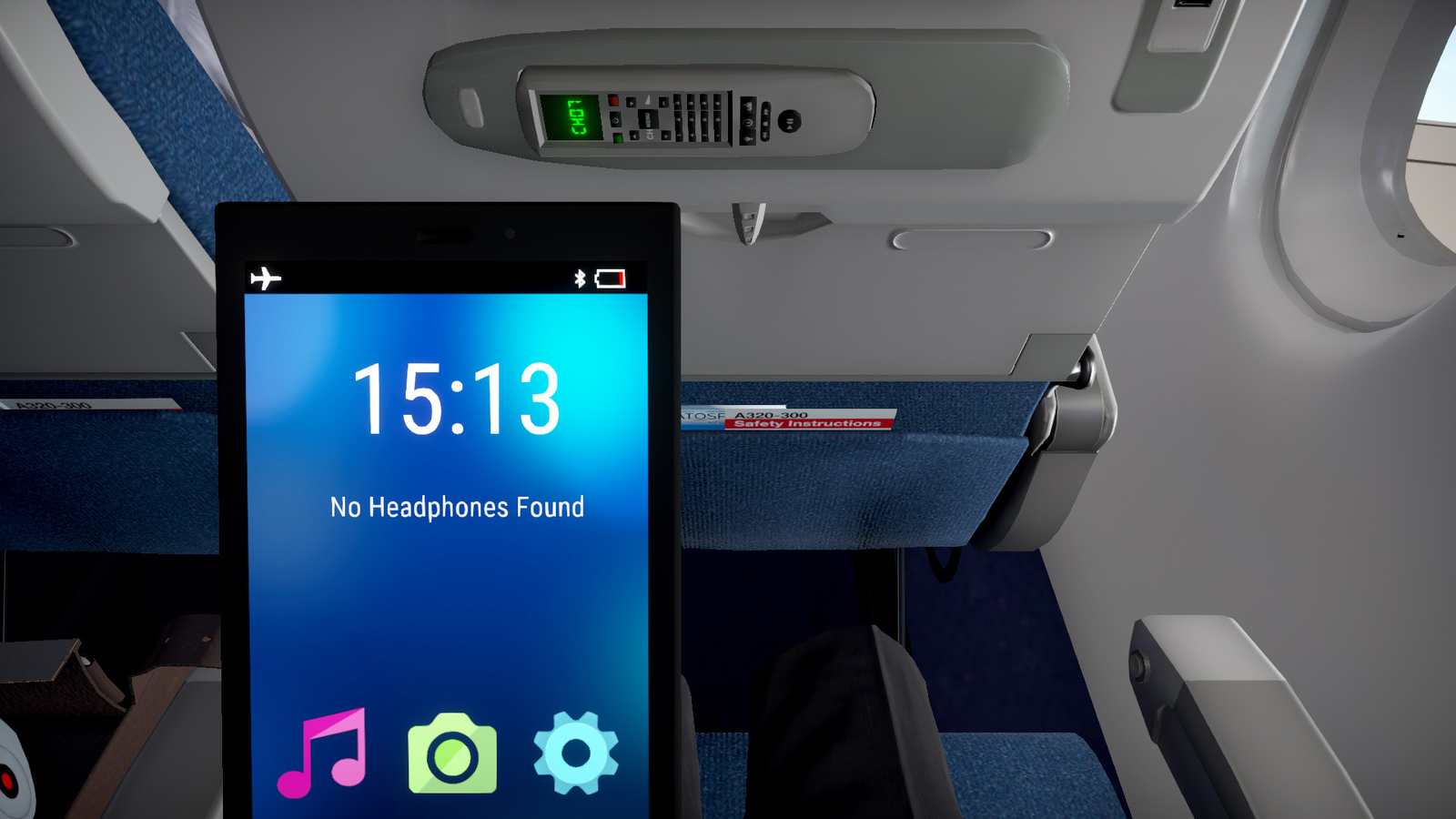 Malfunctioning tech is the bane of every long-haul passenger.