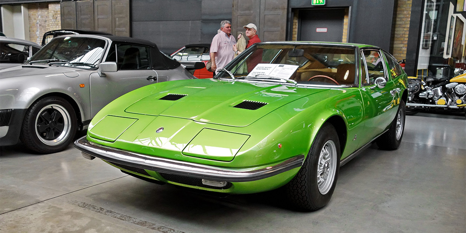 Illustration for article titled Maserati Indy – a Lousy Compromise or a GT of Your Dreams?em/em