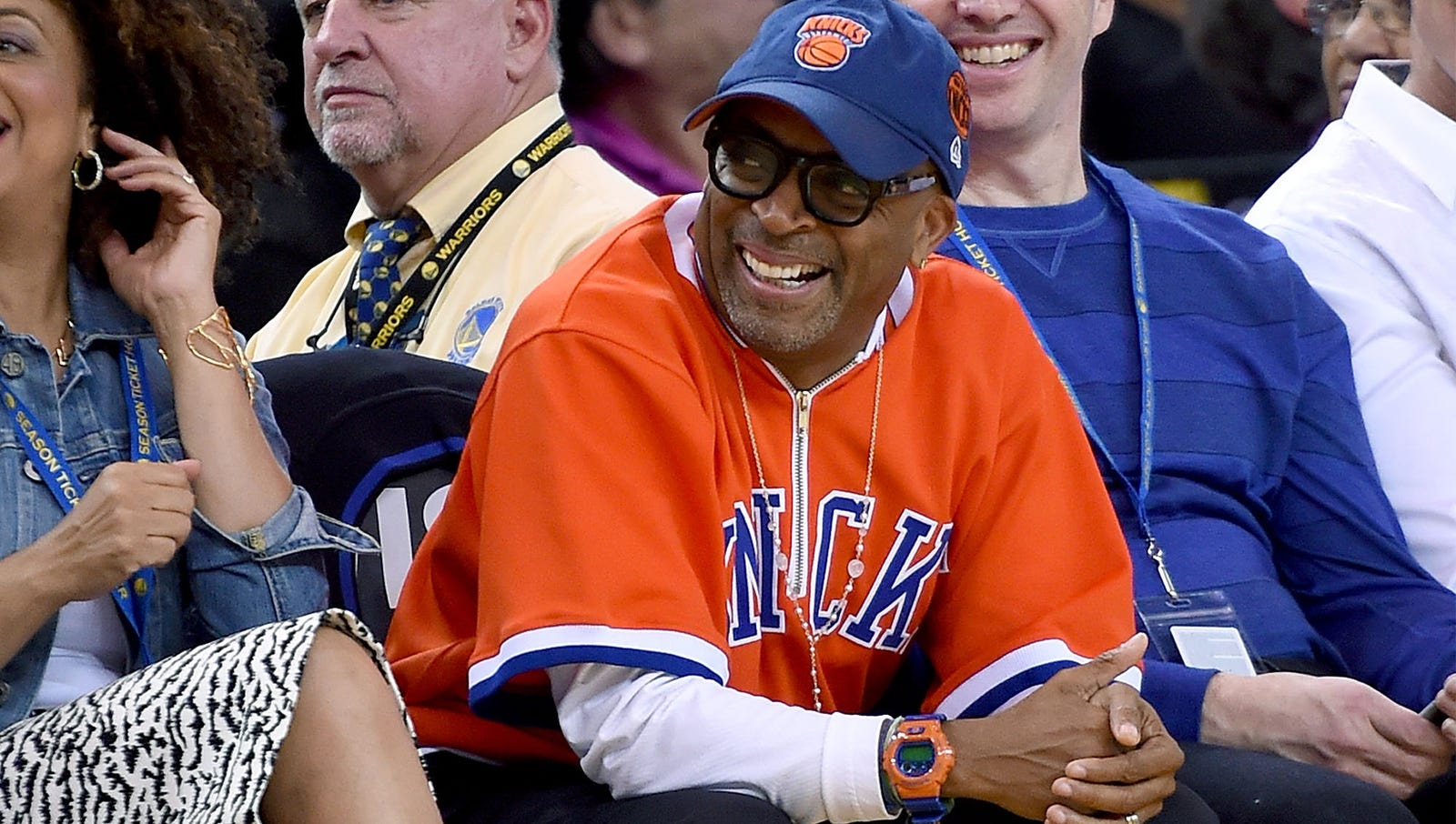 Spike Lee: This critically acclaimed director has been trying to fix the Knicks' third act problems for the past two decades