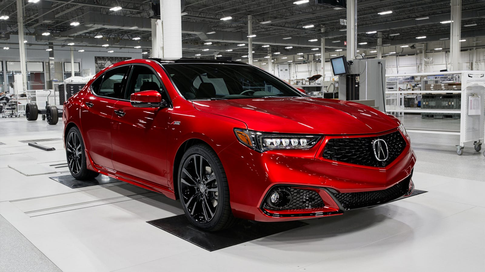 Illustration for article titled Acura Is Softly Expanding Its Skunkworks to Make Cooler Cars