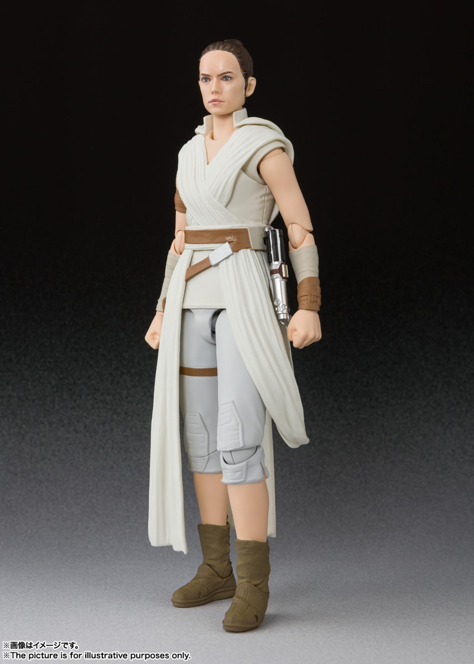 Илюстрация към статия, озаглавена Всички великолепни нови войни на iStar: Възходът на Skywalker / i играчки (и още), разкрита за сила петък