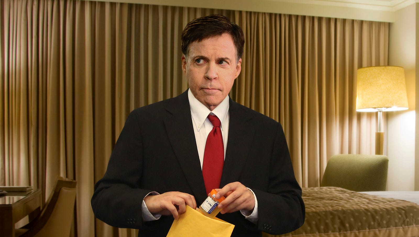Anti-Doping Agency Unnerved By Bob Costas' Repeated Requests To Submit Urine Sample