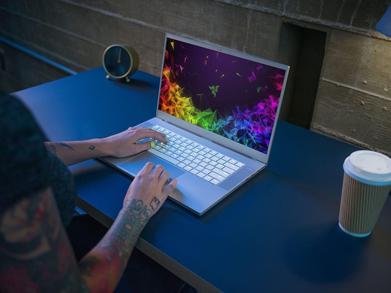 Illustration for article titled Razer Makes Laptops in White Now
