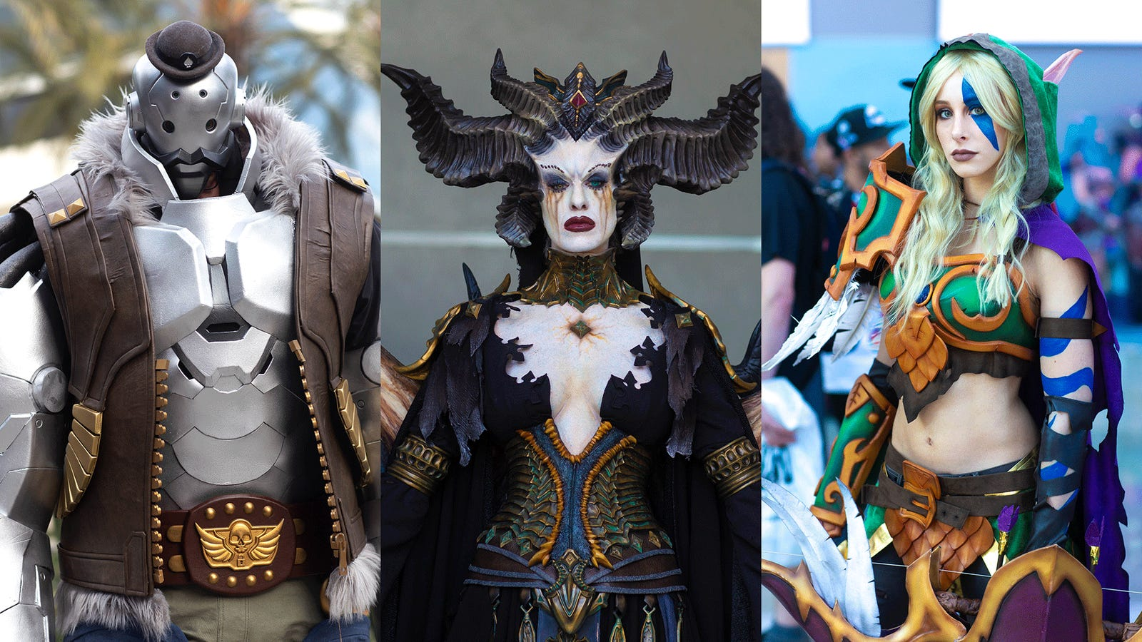 Our Favourite Cosplay From BlizzCon 2019