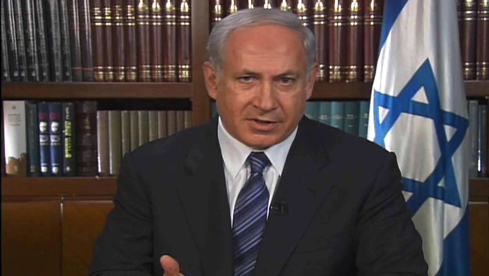 Netanyahu Assures Critics He Still Has Utmost Respect For U.S. Money
