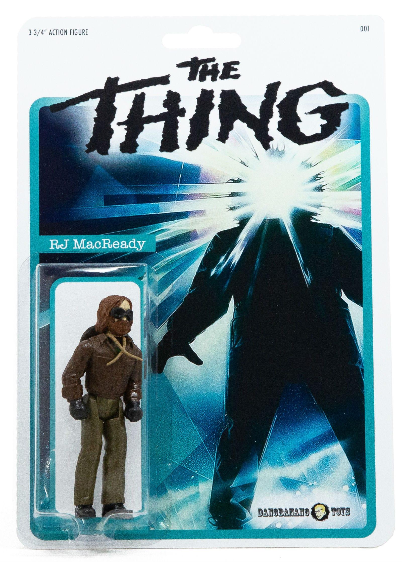 RJ MacReady from The Thing