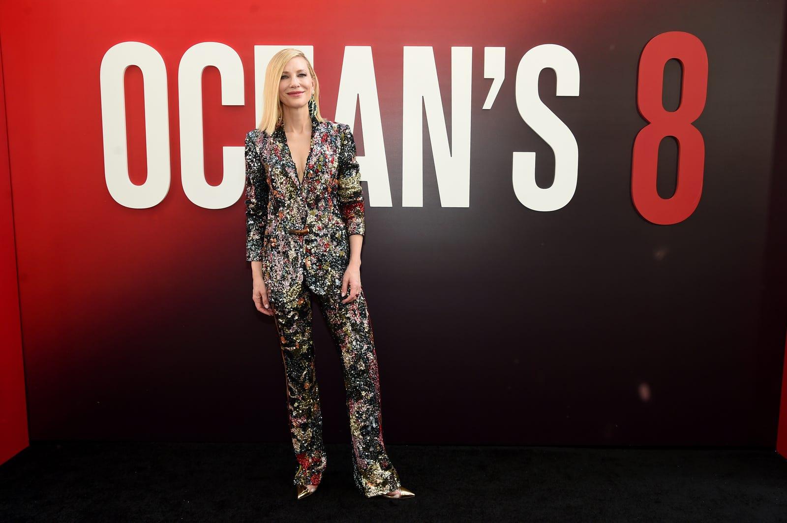 Cate Blanchett in Missoni
