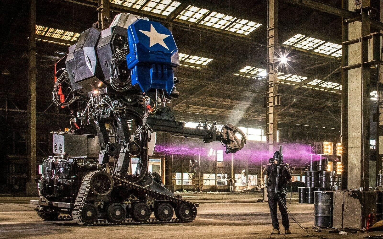 Illustration for article titled Ya puedes tener tu propio mecha: Megabots se declara en quiebra y pone en venta su robot gigante