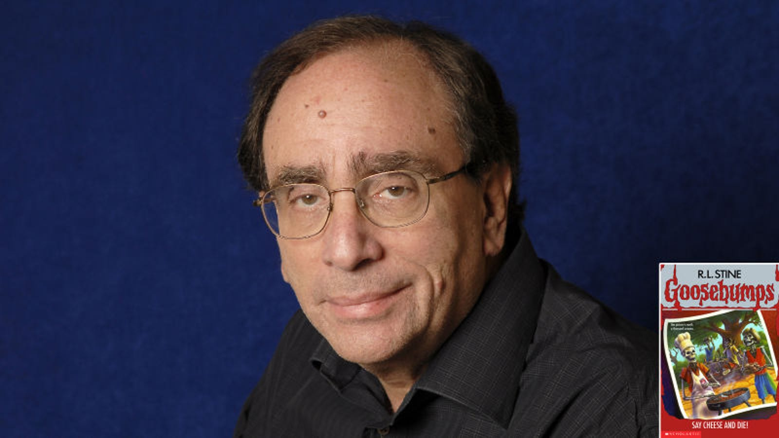 R.L. Stine Admits Every Book He's Written Directly Dictated To Him By God