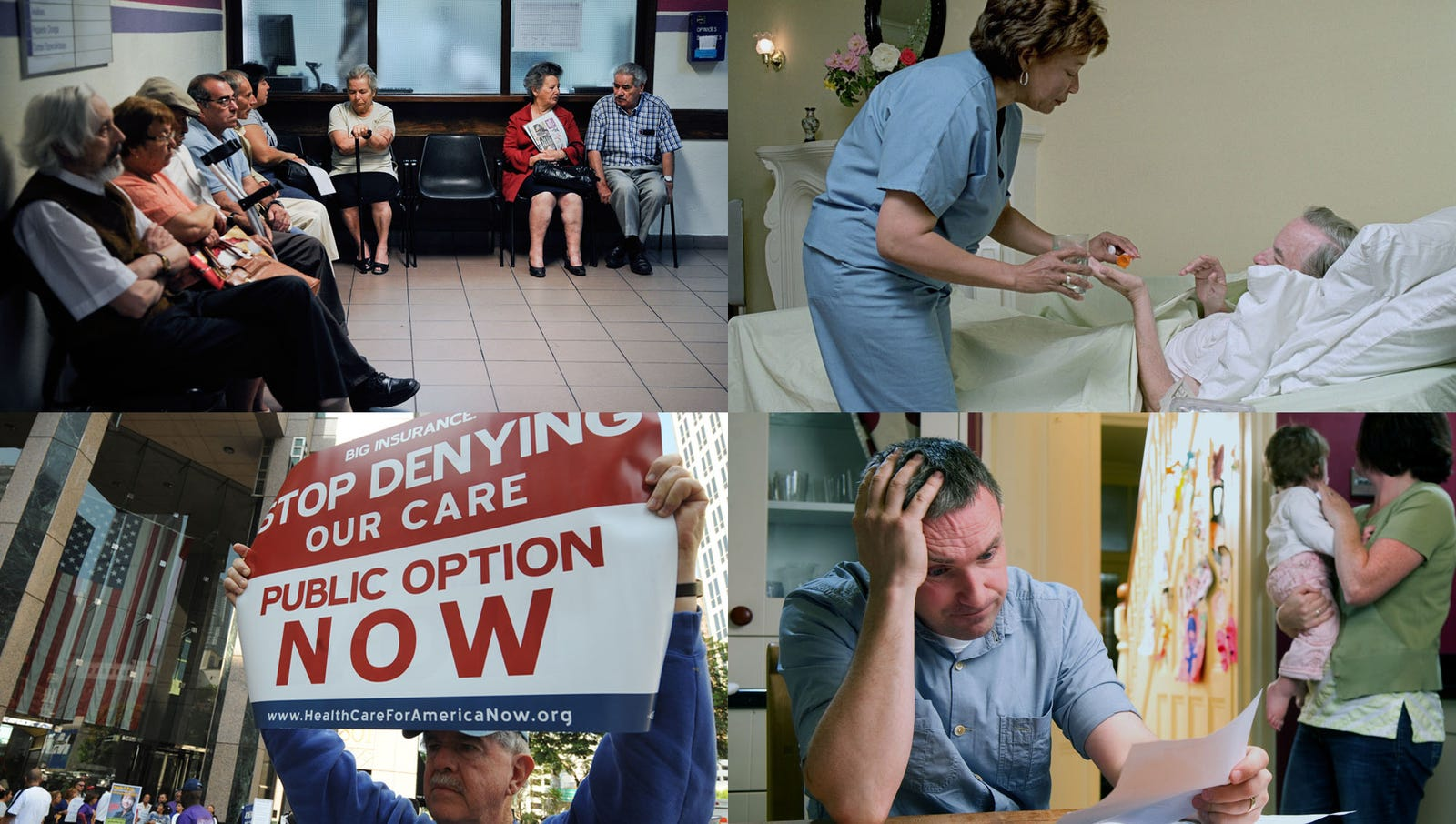 Nation Recalls Simpler Time When Health Care System Was Broken Beyond Repair