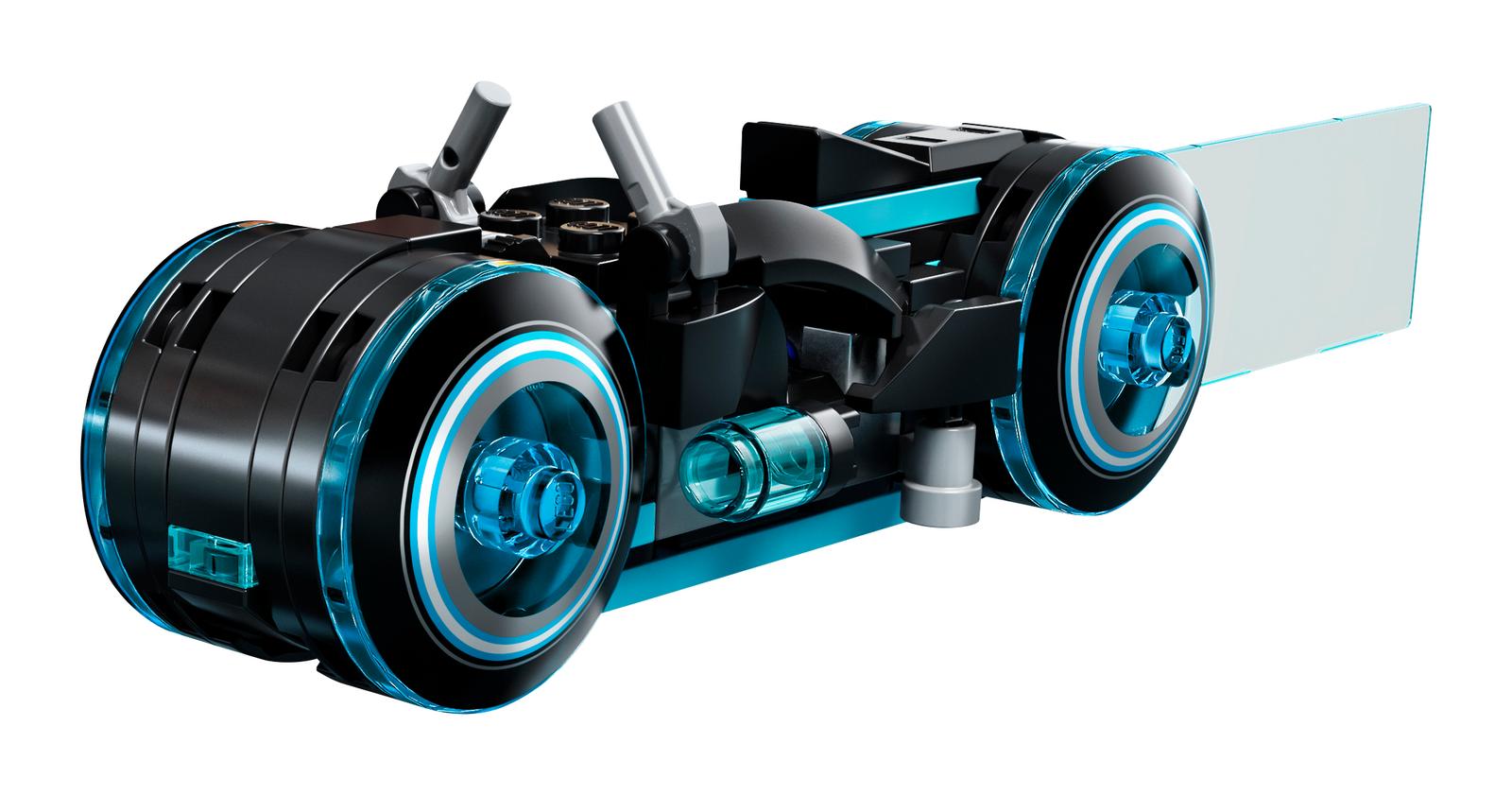 Illustration for article titled The iTron: Legacy/i Lego Ideas Set Looks So Good