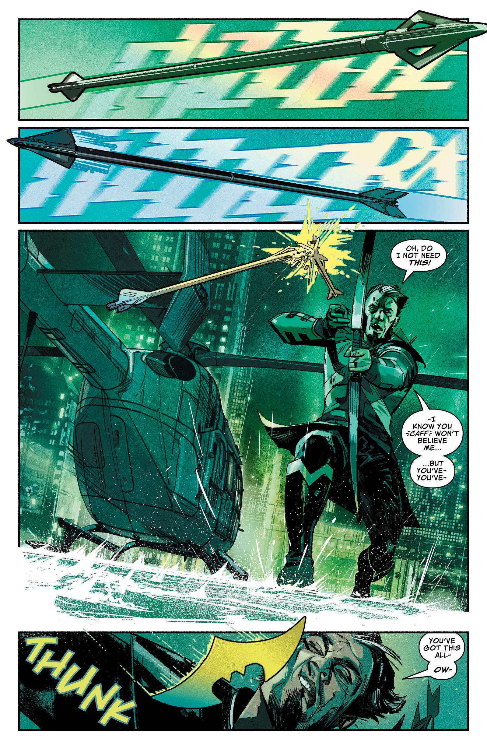 All images: DC Comics