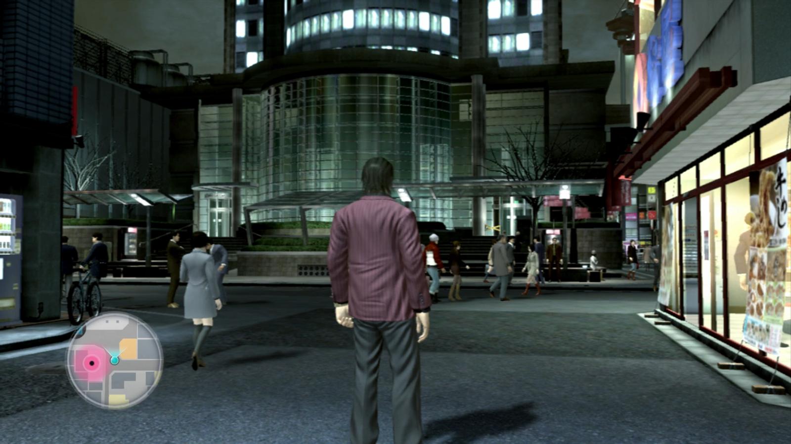 Millenium Tower as seen in 2010 (Yakuza 4)