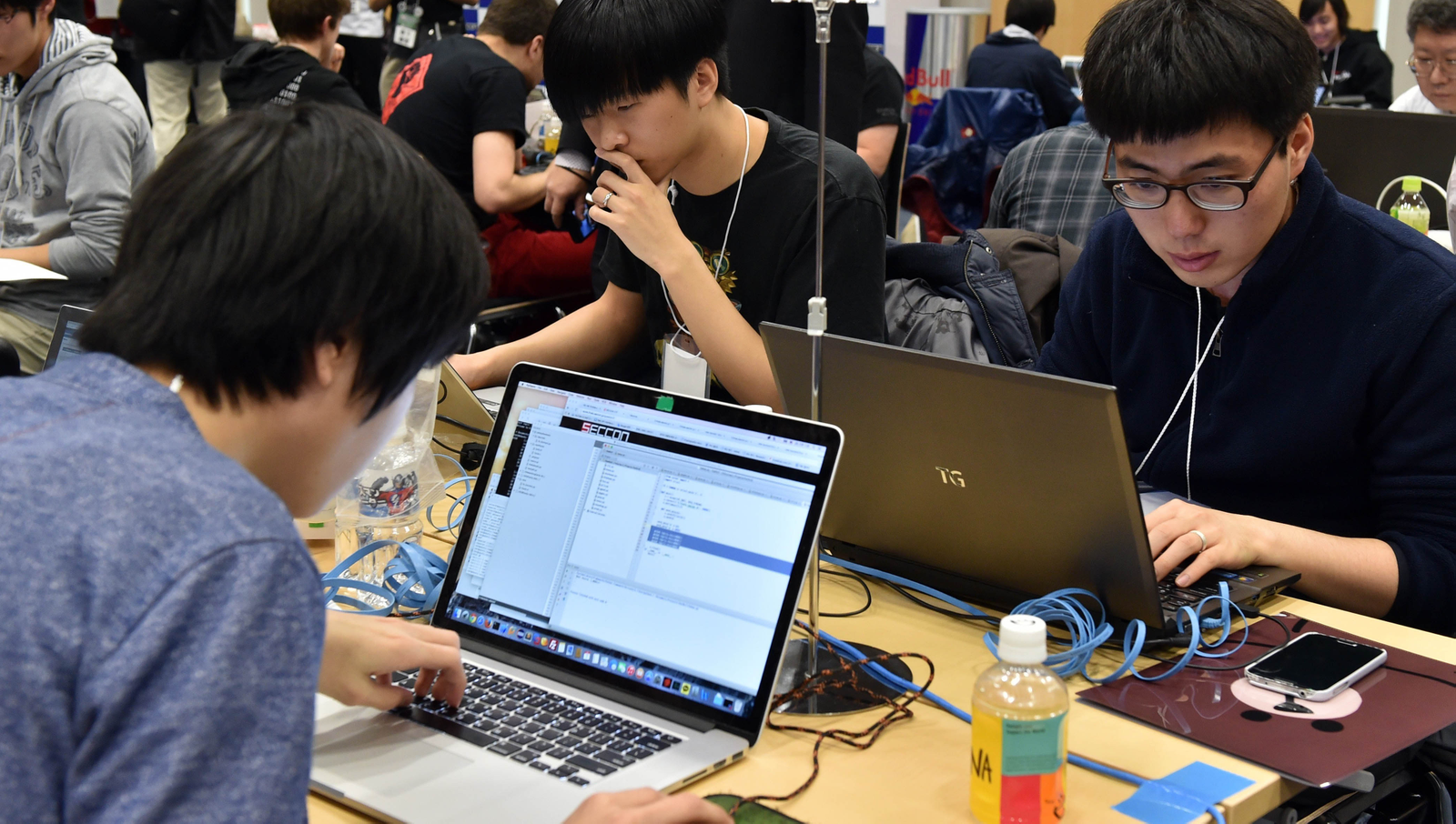 China Unable To Recruit Hackers Fast Enough To Keep Up With Vulnerabilities In U.S. Security Systems