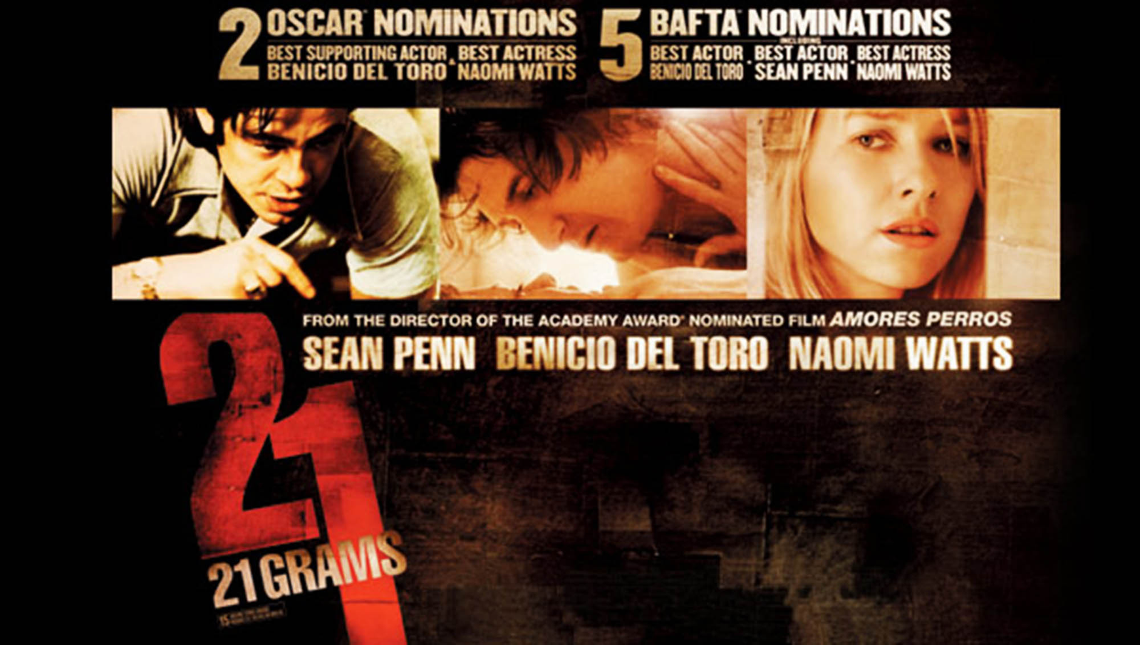 After Babel debuted to acclaim at the Cannes Film Festival, critics compared it to your previous films Amores Perros and 21 Grams.