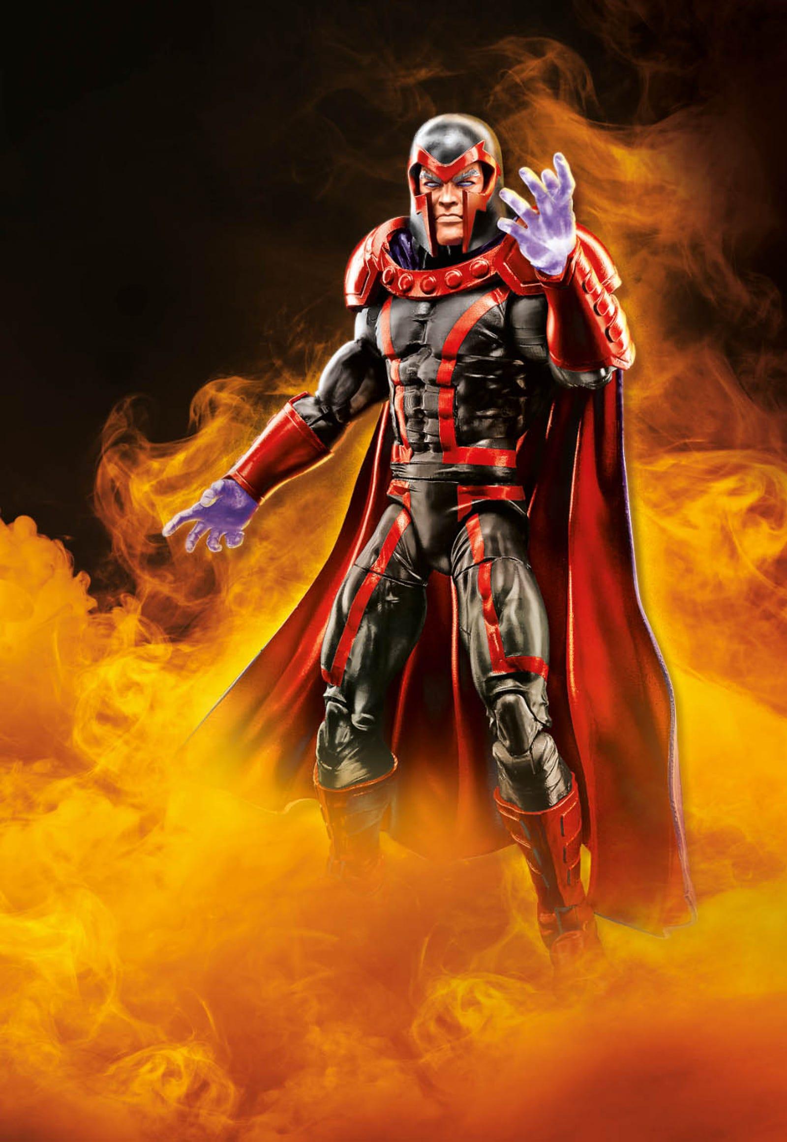X-Men Marvel Legends Magneto.