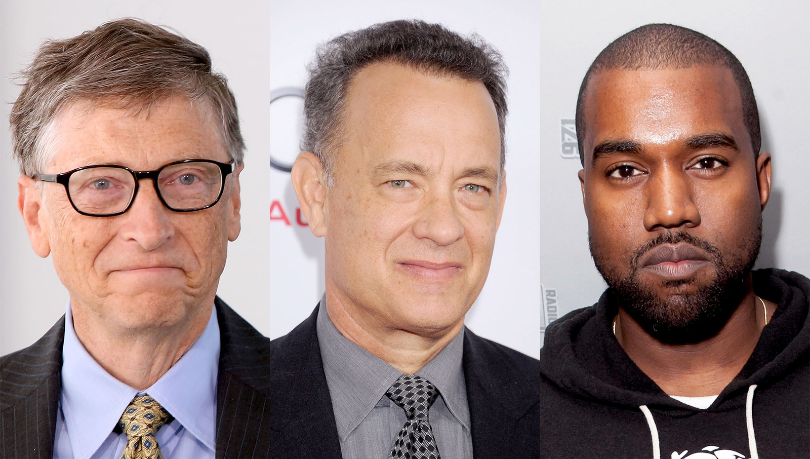 Report: Kanye West, Bill Gates, Tom Hanks All Currently Reading, Enjoying This Article