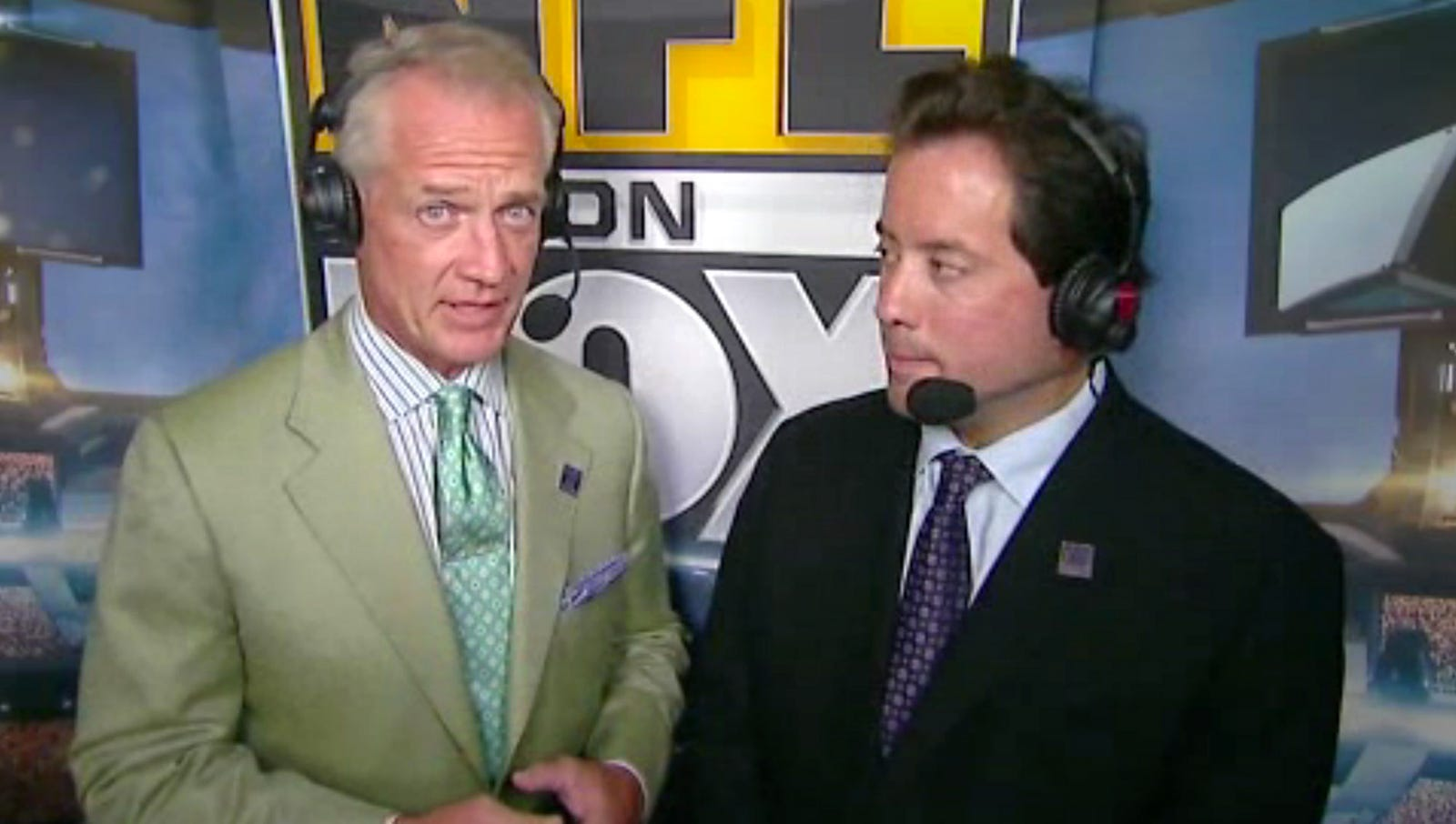 Daryl Johnston Admits He Doesn't Feel Comfortable Being Alone In Booth With Kenny Albert