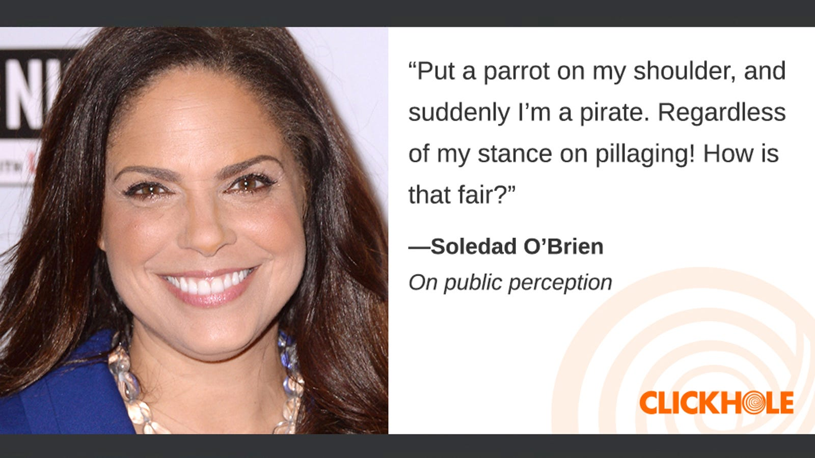 Illustration for article titled Find Out What Soledad O'Brien, Michelle Obama, The Dalai Lama, And More Have To Say