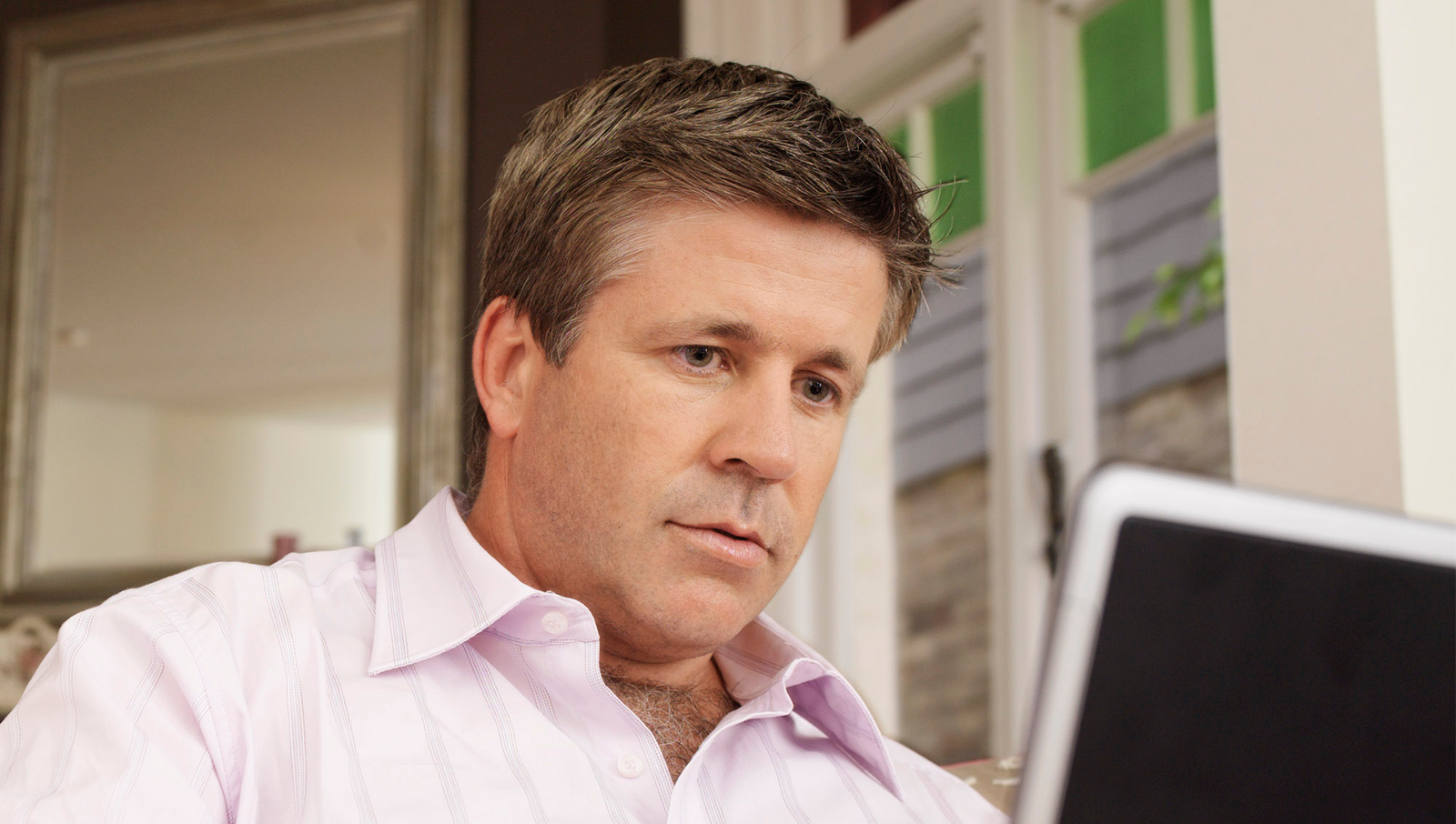 Man Googling 'Tender Lump On Neck' About To Begin Exciting New Phase In Life