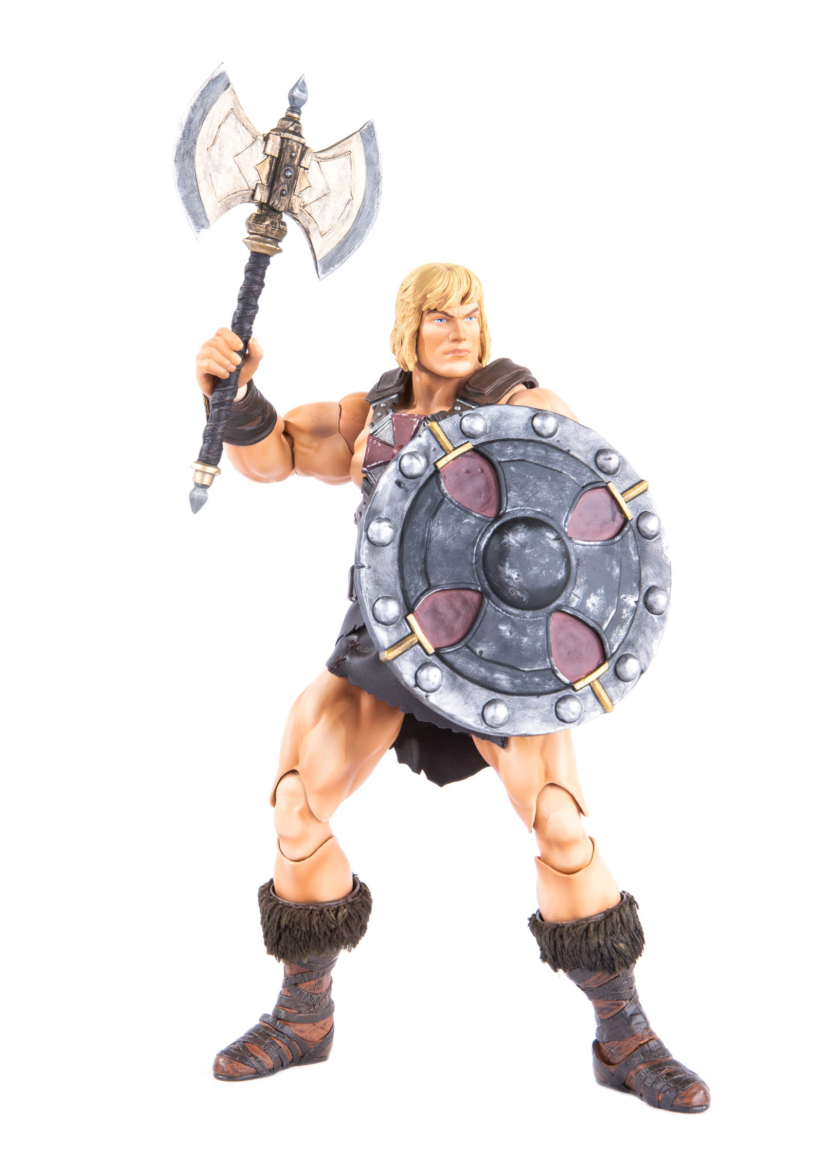 Illustration for article titled $160 He-Man Figures Are For Grown-Up Masters Of The Universe