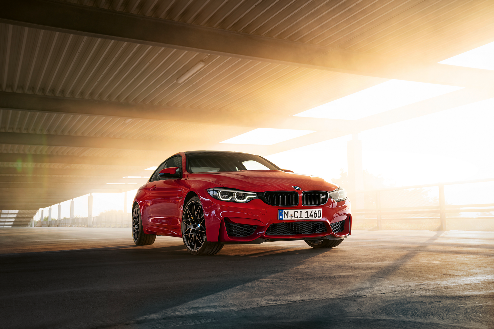 Illustration for article titled The 2020 BMW M4 Edition ///M Heritage Is For The Nerdiest ///M Fans
