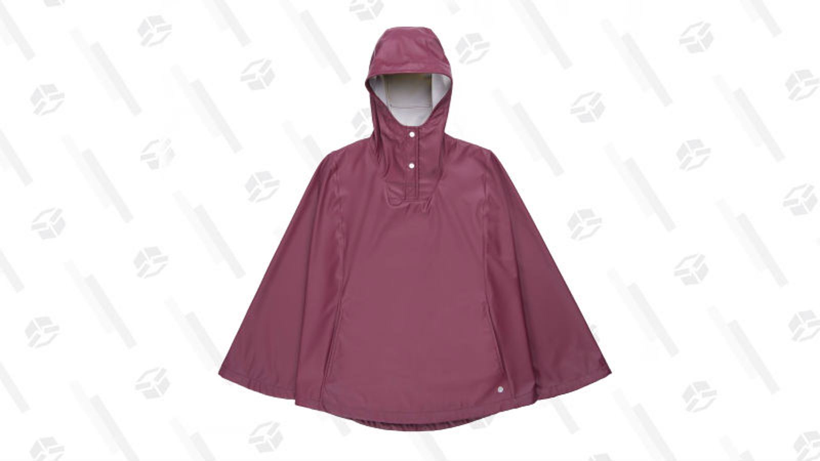 A Light Rain Jacket Rainwear Poncho | Herschel  If you're spending the day hiking through the rain forest or going zip lining, you should be prepared for the chance of a little rain and pack a jacket just in case. You'll want something lightweight and breathable, since you're in a tropical place, and the temperature is going to be pretty warm. Try a lightweight fancy poncho, so that you feel like you're still getting some air without getting soaked.