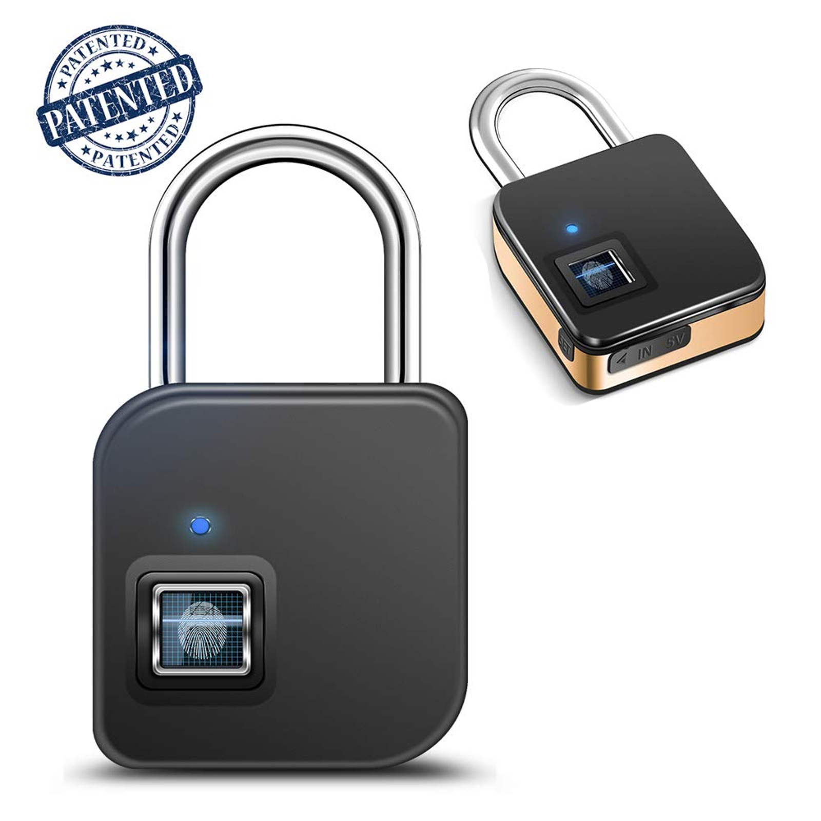 Save 35% on SZHSR 2018 Fingerprint Lock with Coupon Code: N5ERTGMO