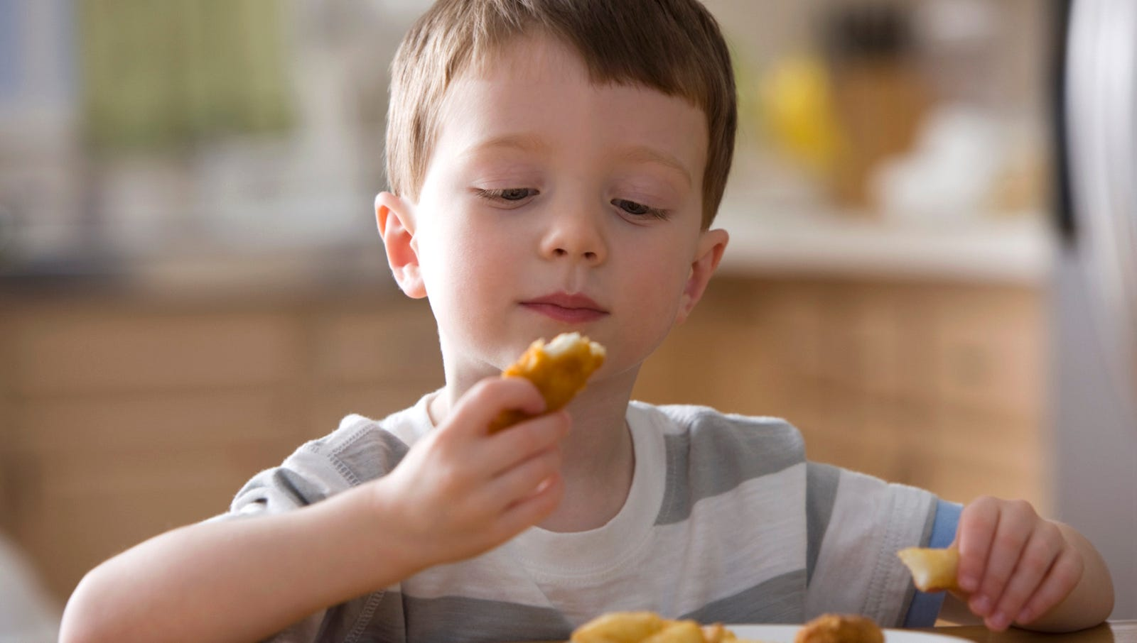 Period Of Time In Which Parents Proud Of How Much Child Can Eat Quickly Dwindling